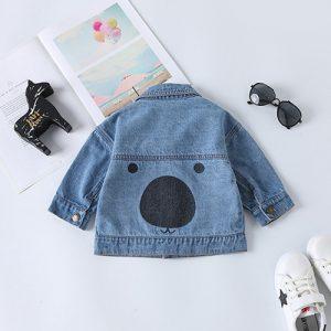 2019 Denim short Jacket For Boys Fashion Coats