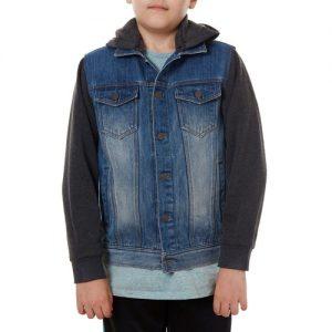Quinn Denim Jacket Boys